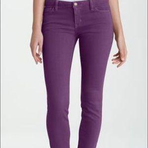 deLia*s Purple Color Jeans